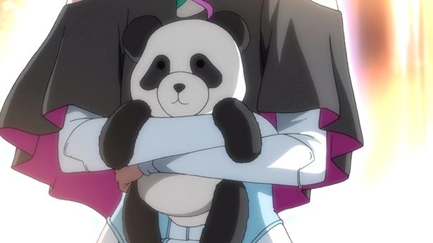 「重神機パンドーラ」第7話の先行カットが到着。ネオ翔龍市街で出会った謎の少女とは?