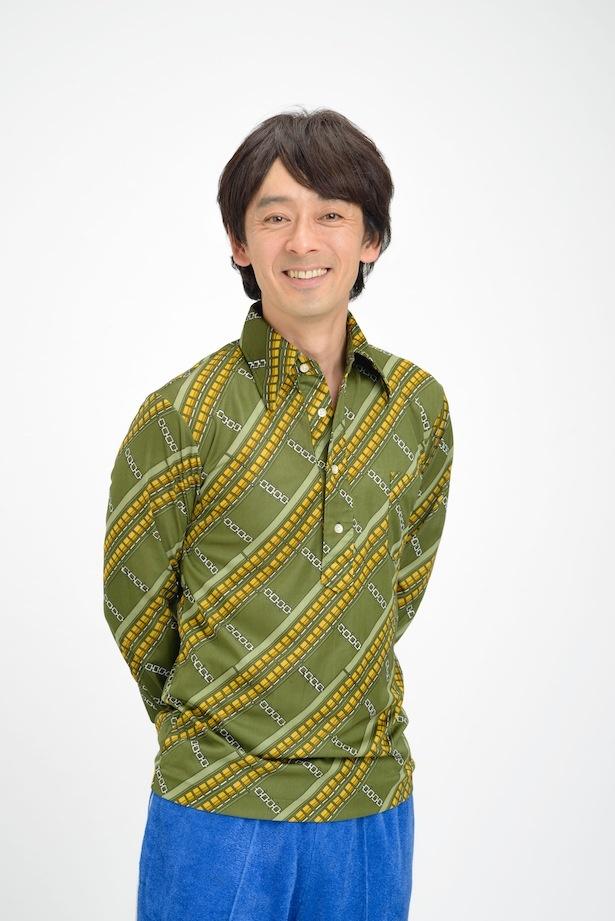 連続テレビ小説「半分、青い。」に出演する滝藤賢一にインタビュー