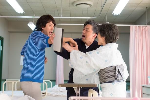 滝藤賢一と中村雅俊が父子役で共演する