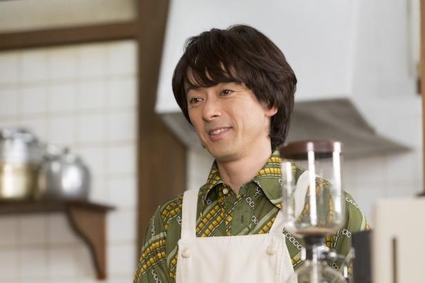 宇太郎を演じる自身について「さわやかな仕上がりになってますでしょ?」