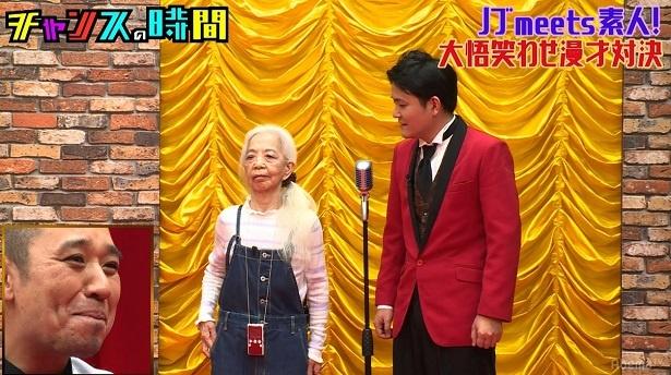 """千鳥・ノブがアマチュア芸人ら""""ひょうきん者""""5人と即興漫才!"""