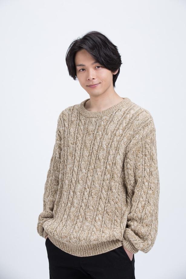 連続テレビ小説「半分、青い。」に出演する中村倫也にインタビュー