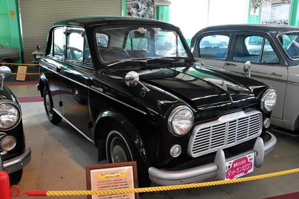 昭和34年式 ダットサン・1000・211型