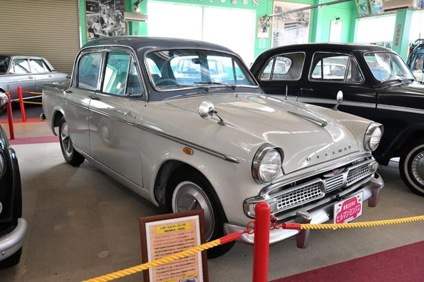 昭和38年式 いすゞ・ヒルマンミンクス