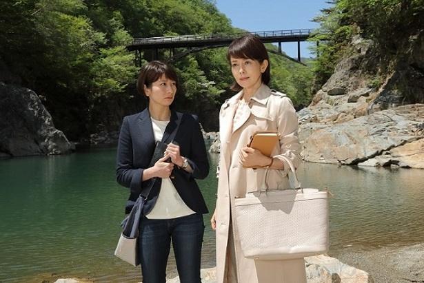 沢口靖子、初めての鬼怒川に「エメラルドグリーンの川面がキラキラ輝いてとても美しかったです!」