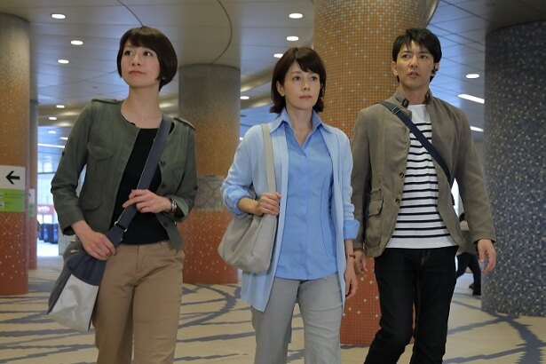 沢口靖子は「最初と最後のナレーションでも乃里子の思いが語られています」とアピール