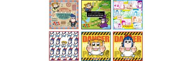 2018年最大の話題(問題)作「ポプテピピック」Newtype SHOPグッズ全種を、ECサイト「エビテン[ebten]」にて緊急予約受付開始!