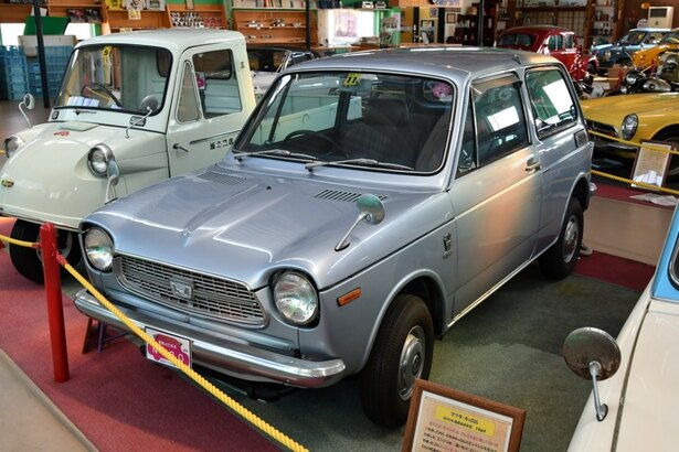 昭和45年式 ホンダ・N360