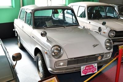 昭和41年式 トヨタ・パブリカUP20