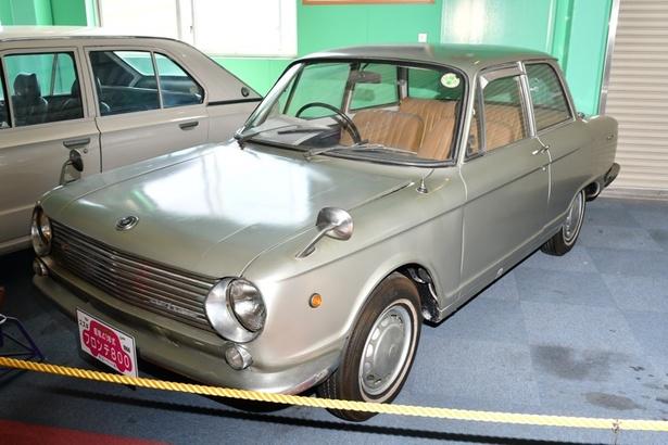 昭和41年式 スズキ・フロンテ800