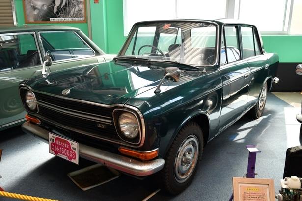 昭和43年式 三菱・コルト1500SS