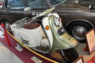 昭和41年式 富士重工・ラビットスーパーフローS601