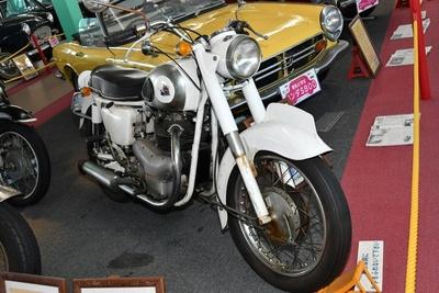 昭和40年式 メグロ・スタミナK2