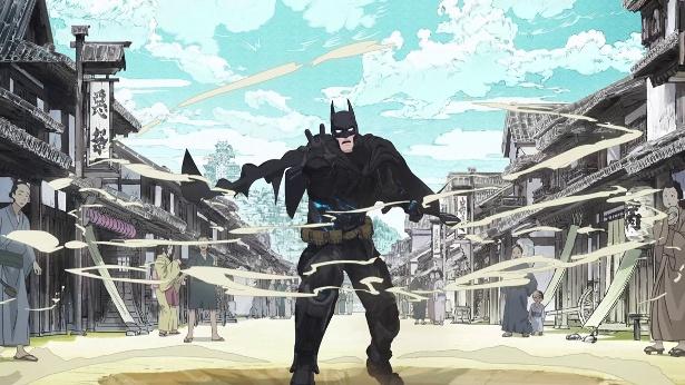 戦国時代×バットマン!劇場アニメ「ニンジャバットマン」冒頭映像が公開!