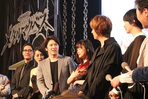 松也はプリンス浦井の紳士的な対応に感心