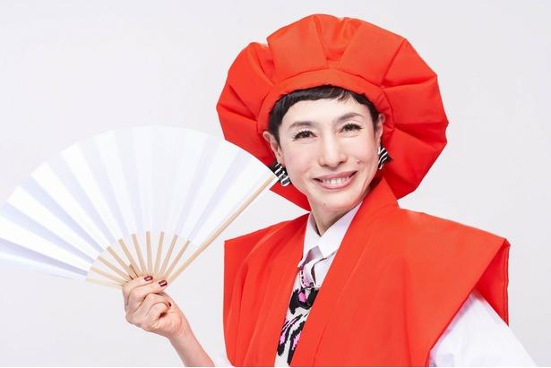 久本雅美はひと足早い還暦記念の写真撮影を!