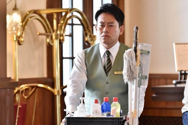 長吉役の宮川大輔には、福井Pが強い信頼感をあらわに