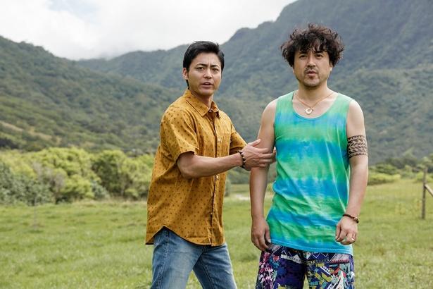 「勇者ヨシヒコ」シリーズでも共演のムロツヨシと山田