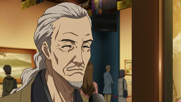 「PERSONA5 the Animation」第6話の先行カットが到着。著名な画家の若き門下生、喜多川祐介と出会う