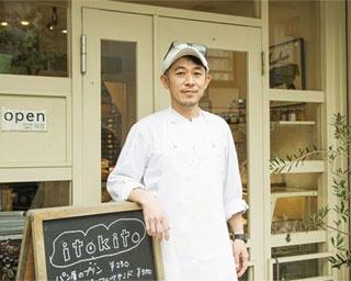 「イタリアンや中華料理などを食べ歩き、インスピレーションを湧かせている」と勝野さん