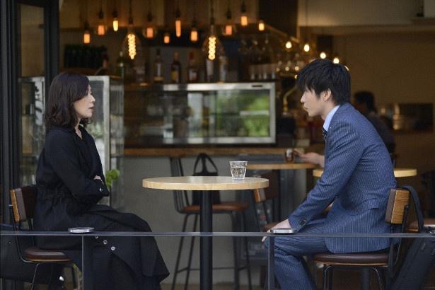 蝶子は夫の心を奪った春田に「あなたを訴えます!」と宣戦布告する