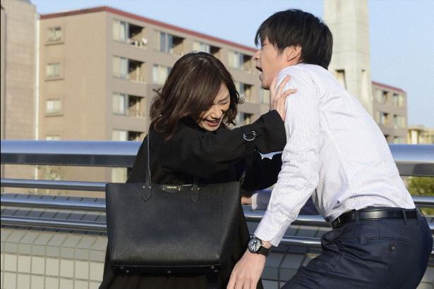 黒澤の恋の相手が春田と知った蝶子も大パニック!