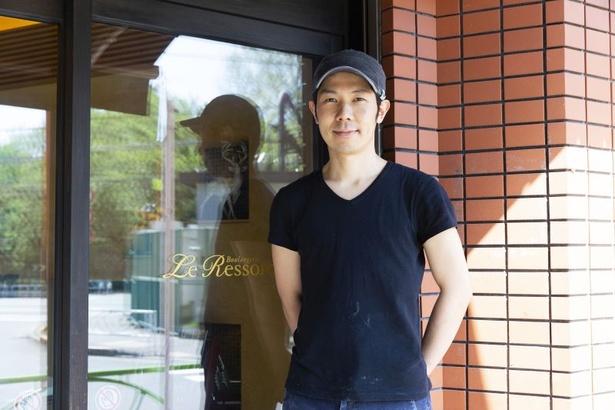 実はメゾンカイザー日本1号店の立ち上げに携わった清水さん。その後パリに渡り経験を積んだ