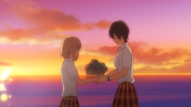 「あさがおと加瀬さん。」の新規場面カットが公開!