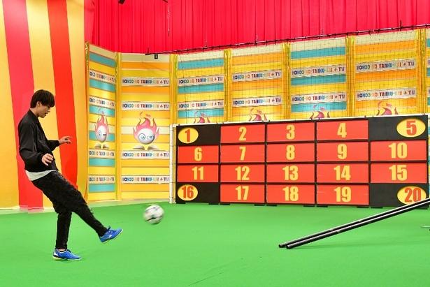 かつてプロサッカー選手を目指していた竹内の実力は?