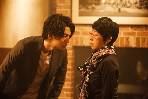 熱い男を演じる三浦翔平