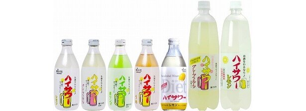 360mlの瓶タイプのほか、1Lのペットボトルタイプ(305円・メーカー希望小売価格)も一部店舗で販売