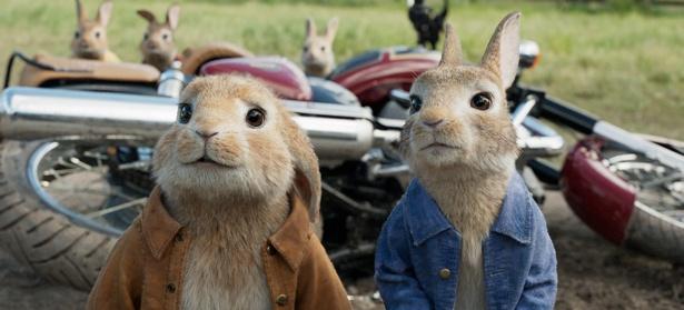 毛の1本1本まで細かく描かれたウサギたちは、まるで本物のよう