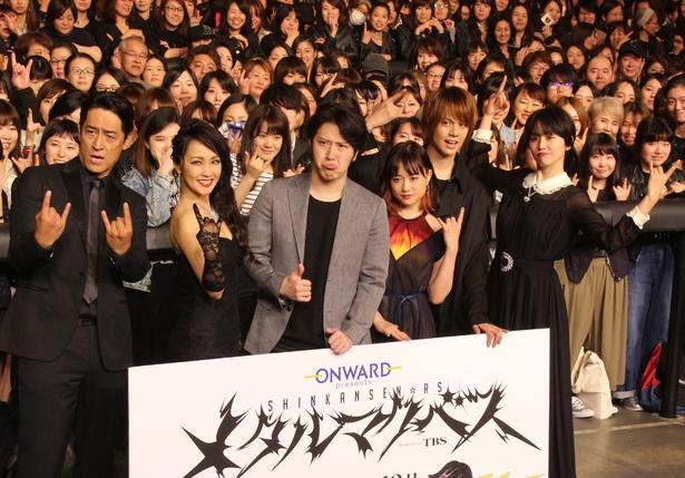 5月10日に行われた「メタルマクベス」の製作発表記者会見でMV初披露で劇場が笑いの渦に!?