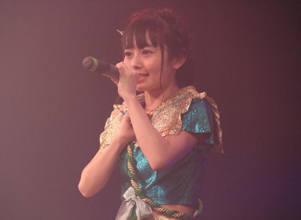 さえちゃん(近藤沙瑛子)にとってもFES☆TIVE加入後、初めてのCDリリース