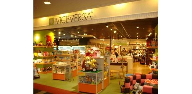 イタリア・フィレンツェで誕生したライフスタイルショップ、VICEVERSA(ヴァイスヴァーサ)