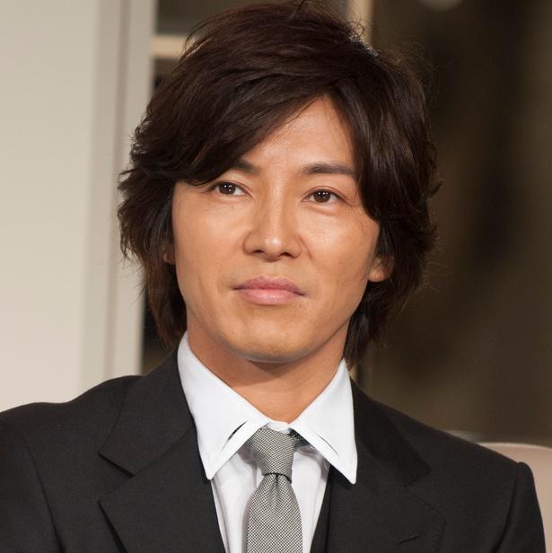 【写真を見る】阿川佐和子の対談連載に呼ばれていないと不満を漏らした藤木直人