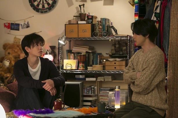 佐藤健と中村倫也の共演シーンに「癒やされた」との声も