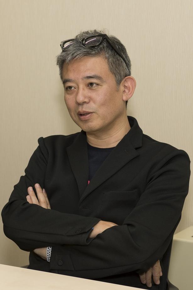 「『NHKっぽいよね』も『NHKなのに、ここまでやるの!』も、どちらも褒め言葉なんです」という河瀬大作氏