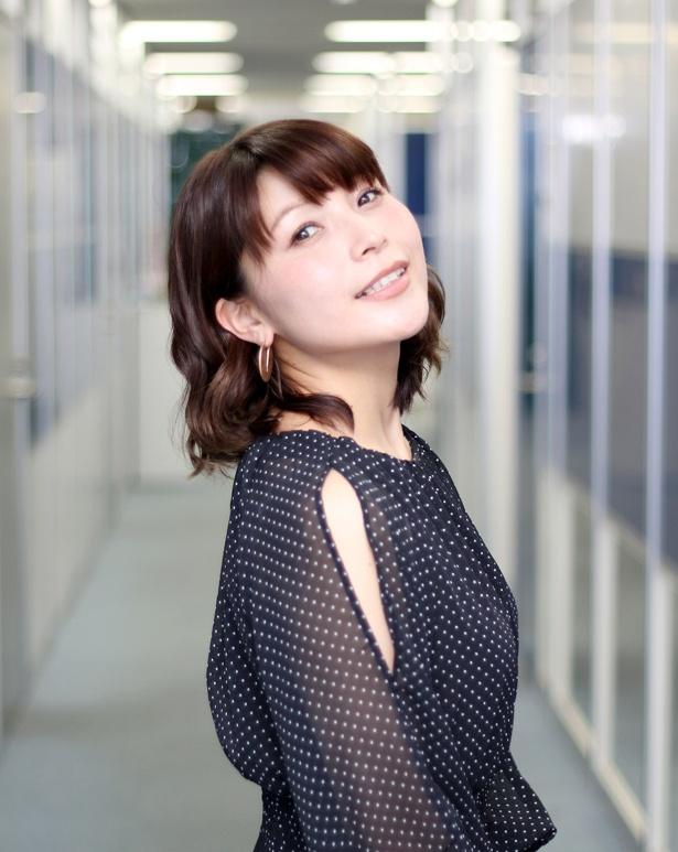【写真を見る】新田恵海は今回のアルバムについて「ファーストアルバムを作るような気持ちで制作に取り掛かっていた」と語る