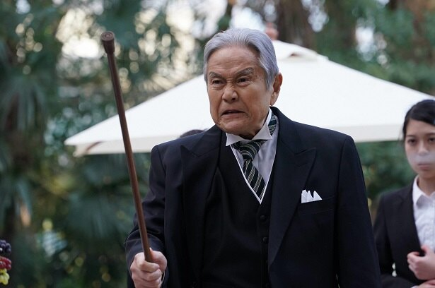 竜雷太が「コンフィデンスマンJP」に出演決定