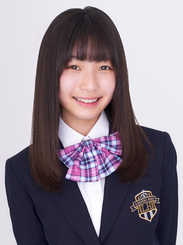 安井南(やすい・みなみ/中3・14歳)