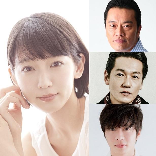 フジテレビ系7月新ドラマは、吉岡里帆主演の「健康で文化的な最低限度の生活」(毎週火曜夜9:00-9:54)に決定