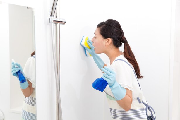 お風呂掃除のストレス要因は、ぶり返し汚れの「石鹸カス」だった!