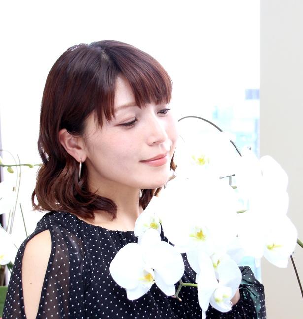 【写真を見る】新田恵海は「誰かの心の支えになれるような歌手になりたい」と語った