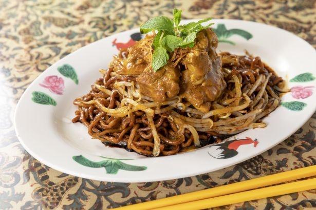 リピーター続出!1度食べたら虜になる中華系マレー料理