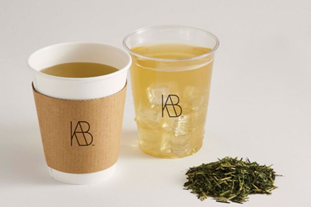 日本茶との組み合わせを提案/BAKE CHEESE TART コトチカ京都店