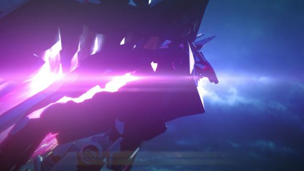 ゴジラと戦うため新たに開発された飛行メカのヴァルチャー
