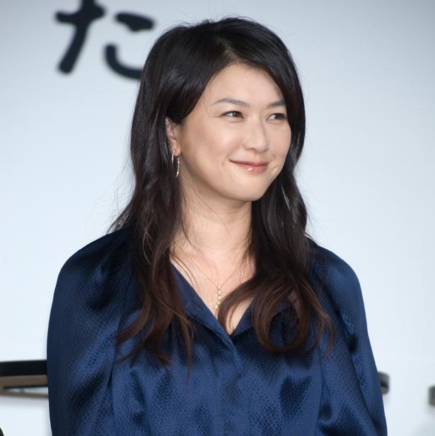 夏川結衣が「チマタの噺」にゲスト出演