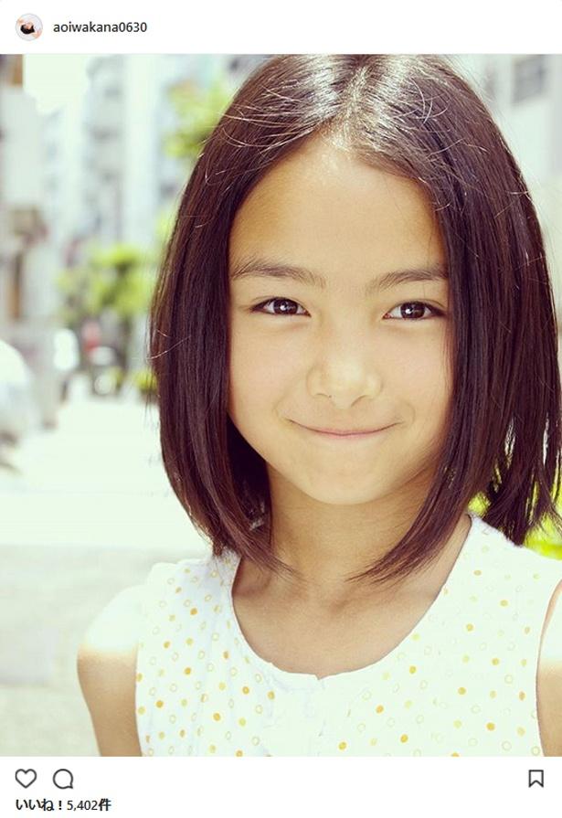 【写真を見る】10年前も「めっちゃかわいい天使」と大反響