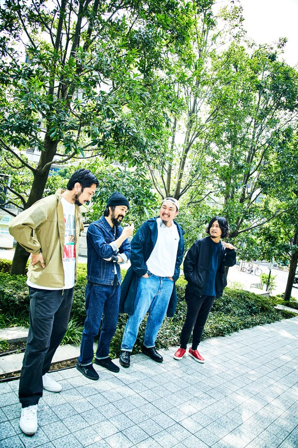 神奈川県横浜市出身の4人組バンド「SPECIAL OTHERS」 全国各地の音楽フェスなどでも活躍中